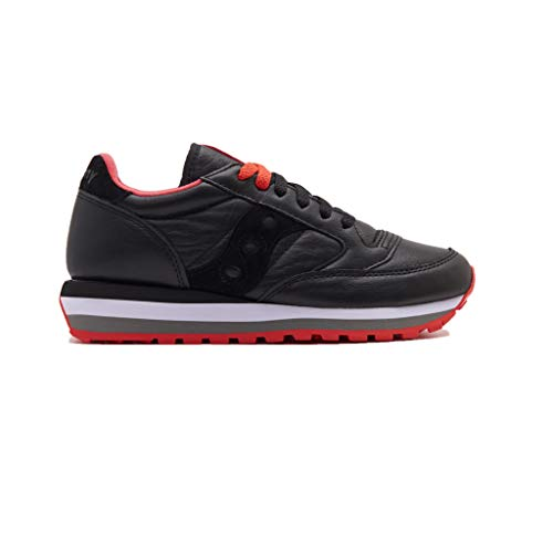 Saucony 60468 Black - RED Size:8,5