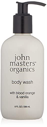 John Masters Organics Lavado de Cuerpo con Naranja Sangre y Vainilla 236 ml
