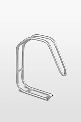 Fahrradständer Einzelparker Kiel - Solo Parkplatz - für Mountainbikes geeignet - bis Reifenbreite 55 mm