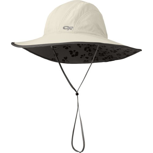 Outdoor Research Women's Oasis Sun Sombrero, Sand, X-Large