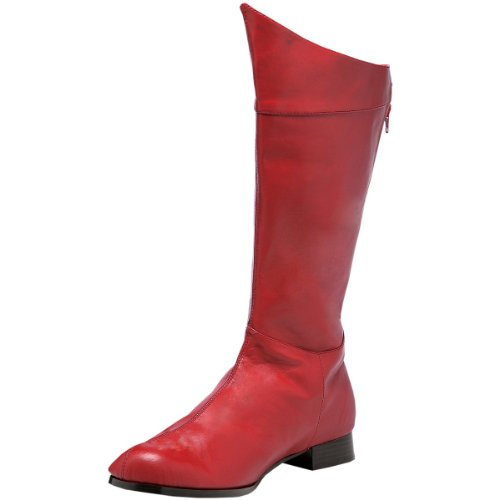 Ellie Shoes Men's 121-Shazam Superhero Boots - Costume Shoes, Red Patent, Large - http://coolthings.us