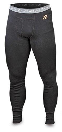 First Lite Allegheny Full Length Bottom, Black, XX-Large