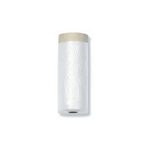 1 x Folienrolle 110 cm x 33 m Abdecken Abdeckfolie Schutz Lackierzubehör Lackieren Lackierzubehör Lack Wassertransferdruckfilm WTP Water transfer printing Hydrographics