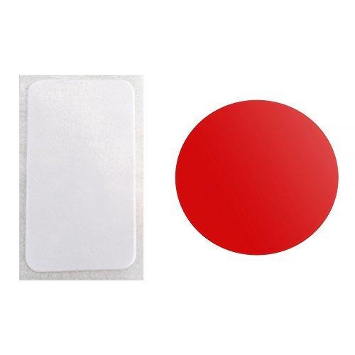 srovfidy 16PCS (ein Set) Custom polychromem Home Button Power Schalter Aufkleber Haut Cover für Xbox One Konsole