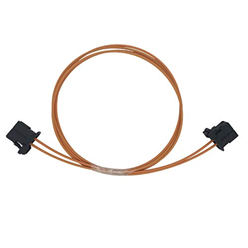 Kweiny MOST Car Fiber Optic Extension Cable for Benz BMW VW Porsche...