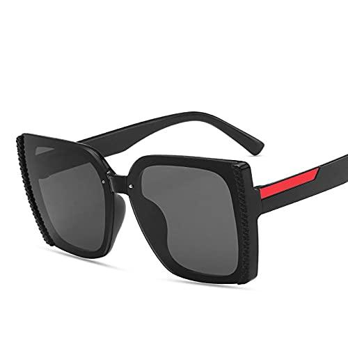 AMFG Caja Gafas De Sol Trendy Fashion Dutming Dot Gafas De Sol Sombrilla De Sol Parabrisas (Color : C)