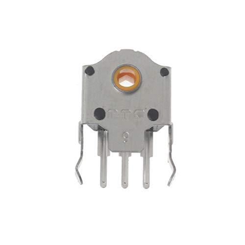 bibididi 1 Unidad Original TTC 9mm decodificador de codificador de ratón de núcleo Amarillo para G403 G703 FK Mini P501 de Larga duración