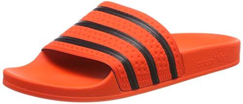 adidas ADILETTE, Herren Pantoffeln, Mehrfarbig (Naract/Negbás/Naract 000), 42 EU (8 UK)