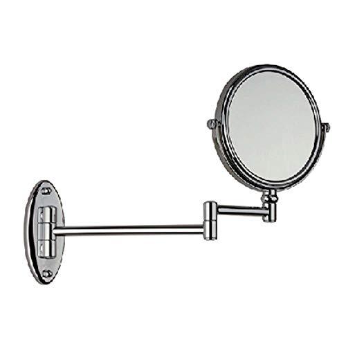 Espejo aumento de doble cara, diámetro 15 cm