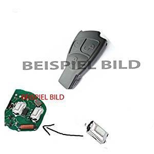 Boîtier de clé avec télécommande à microtouches Pour Mercedes A B C E S ML CLK W202 W203 W210 W211