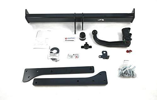 Westfalia-Automotive 307565600001 - Enganche de Remolque Desmontable para Ford Kuga I (Modelos 05/2008-04/2013)