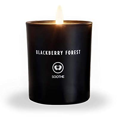 Soothe BlackBerry Forest Aromatherapy Candle
