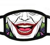 Greensea Joker Halloween Ghost Scary Face mask Reusable Washable Unisex Man Women