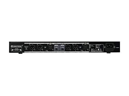 OMNITRONIC XO-230 Aktiv-Crossover