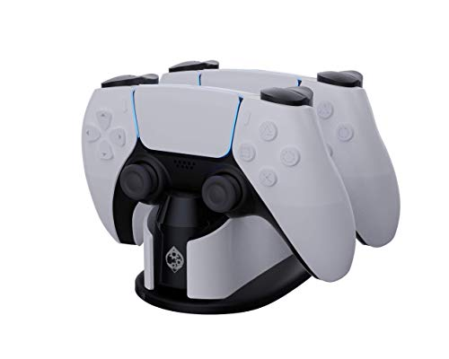 Collective Minds PlayStation 5 Dual Charge PS5 Charging Station for Two Dualsense PS5 Controllers - PlayStation 5