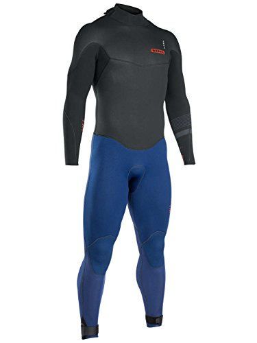 Ion heren wetsuit Strike Core Semidry BS 5.5/4.5 Back Zip
