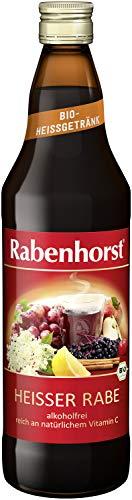 Rabenhorst Heißer Rabe, 6er Pack (6 x 700 ml)