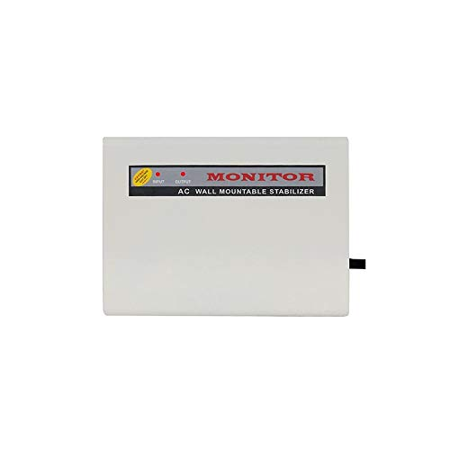 Monitor 5-KVA Wall Mountable Voltage Stabilizer For 2.0 Ton...