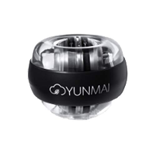 Yunmai Kemite Anti-Stress-Handgelenkstrainer LED Gyroball Essential Spinner Gyroskopischer Unterarmtrainer Gyro Ball Mi Home Kit…