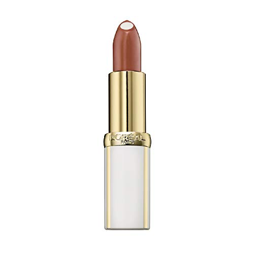 L'Oréal Paris Age Perfect Lippenstift in Nr. 639 glowing nude, intensive Pflege und Glanz, in schimmerndem apricot, 4,8 g