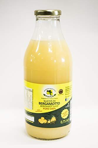 Succo di Bergamotto Puro 100% 750ml (CONF. DA 6 BOTT.)