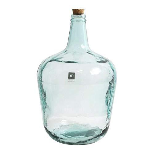LA Die Mediterranea Glas Kanister 4L C/Stopfen Apple