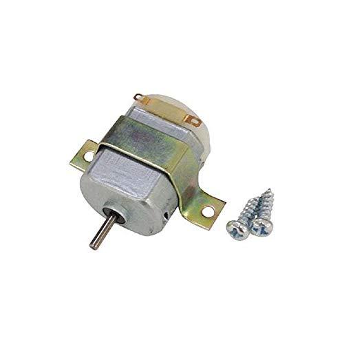 オーム電機 モーター130-1.5V KIT-MT1315/金属色/
