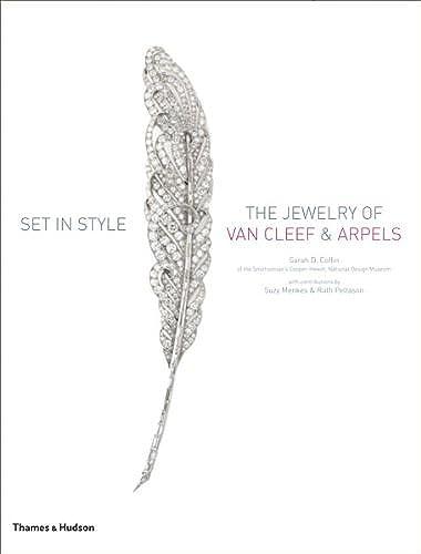 Set In Style The Jewelry Of Van Cleef Arpels