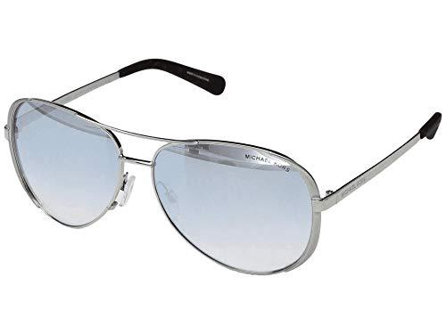 Michael Kors MK5004 CHELSEA Gafas de sol de aviador para mujer + kit de cuidado gratuito