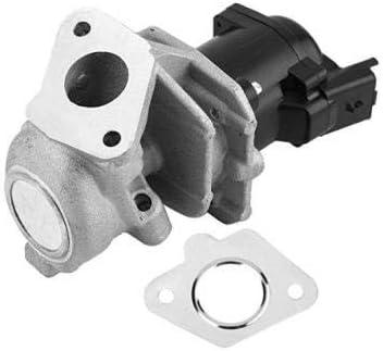 Válvula EGR de coche profesional para Peugeot 206 207 307 308 407 1.6 HDI 161859 1618.59 1618.NR Auto piezas de repuesto