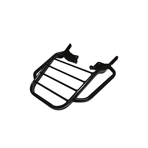 Luggage rack with passenger grip for Suzuki GW250 Inazuma '12-'17