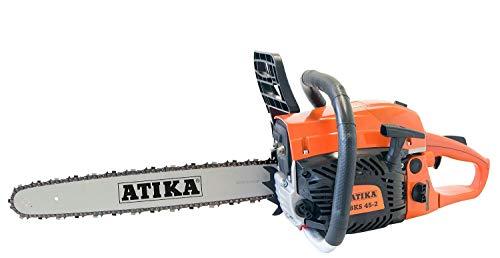 ATIKA Benzin Motorsäge Kettensäge Säge BKS 45-2 NEUES MODELL ***NEU***