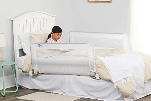 Regalo Swing Down Double Sided Bed Rail Guard, with...