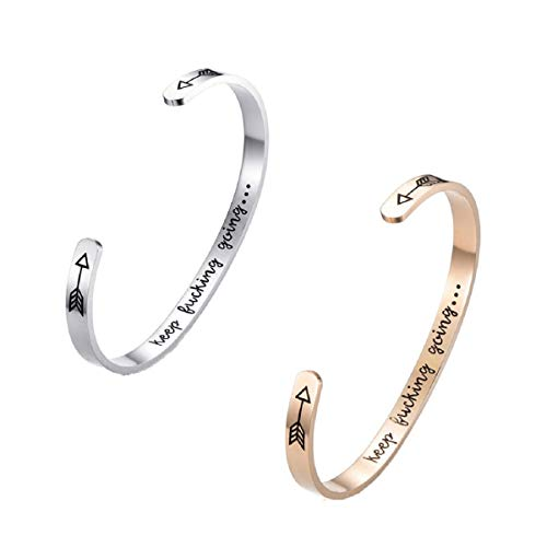 Armbänder, Barlingrock Fashion Multilayer Handmade Hollow Anhänger Armband Armreif Armband verstellbar Armreif Damen Schmuck
