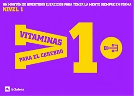 Vitaminas para el cerebro