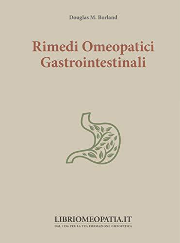 Rimedi omeopatici gastrointestinali