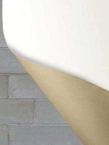 Norwall LPP-2 Prepasted Wall Liner, White