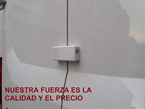 1 Cerradura candado cierre Puertas Furgonetas (BUNKER BLOCK Mod. Manual MN20) MADE IN SPAIN - LEER LA DESCRIPCION DEL PRODUCTO