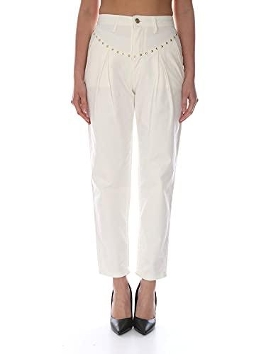 Kocca Jeans Donna 40 Bianco Mulalo 1/21 Primavera Estate 2021