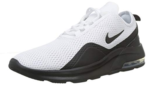 Nike Women's Air Max Motion 2 Sneaker Shoes in Black, Size 8 Medium