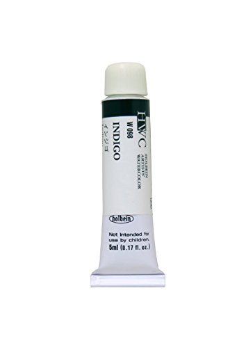 Holbein Artists' Watercolors - Indigo - 5ml Tube