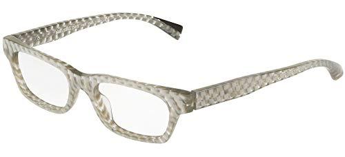 Alain Mikli Brillen Gafas de Vista JUL 0A03091 SILVER DAMIER 51/18/145 Unisex