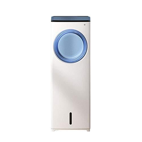 GYF Aire Acondicionado,Ventilador De Aire Acondicionado,Climatizador Evaporativo Temporizador,Ventilador Sin Aspas para Hogar Y Oficina, 3 Velocidades Silencioso (Size : 62.6cm)