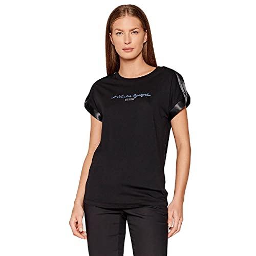Camiseta Guess W1YI0A K46D1 JBLK