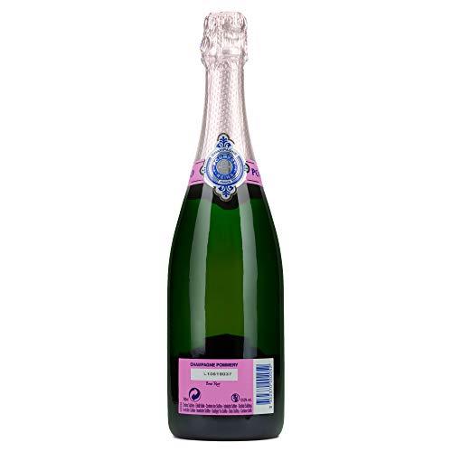 Pommery BRUT ROSÉ in Hanami-Geschenkpackung Roséchampagner (1 x 0.75 l) - 3