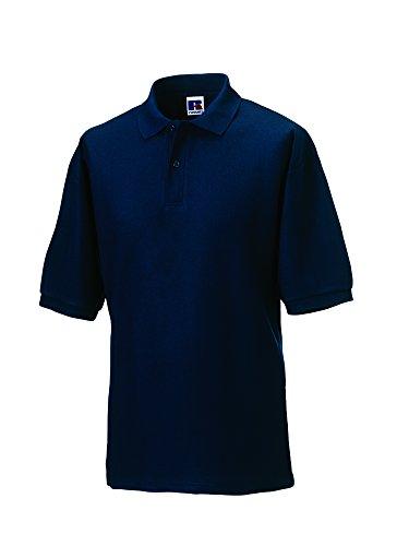 Jerzees - Polo - - Col polo - Manches courtes Homme - Bleu - Bleu marine - Xxxxx-large