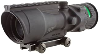 ACOG 6 X 48 Scope Dual Illuminated Chevron .308 Ballistic Reticle