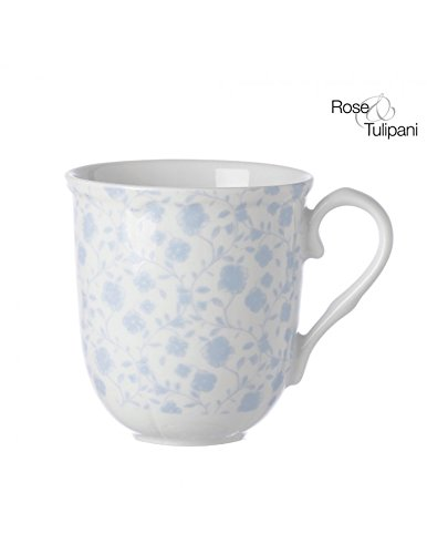 Rose Mug e Tulipani r154100149 Bleu foncé, Lot de 6