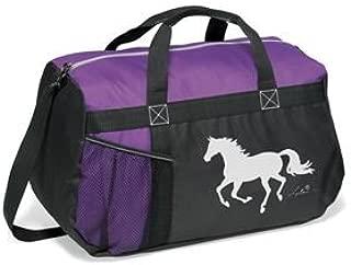 Dover Saddlery Running Horse Duffel Bag