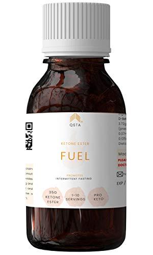 Keto Plus Actives FUEL (10 TOMAS) - Bebida Pre Entreno Potente & Recuperador, Keto en 1-2 HORAS, Aumenta Resistencia Aeróbica + Acelera Ayuno Intermitente + ATENCION PERSONALIZADA + MEDICOS